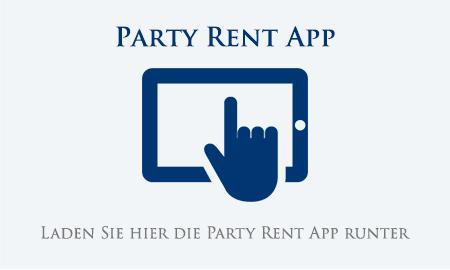 Party Rent Webshop